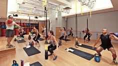 The best NYC fitness classes and gyms