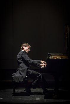 Grandes Pianistas - Boris Giltburg. Foto: Patricio Melo.