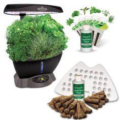 AeroGarden Classic 6 Smart Garden plus BONUS Seed Starting System 901016-4200 at The Home Depot - Mobile
