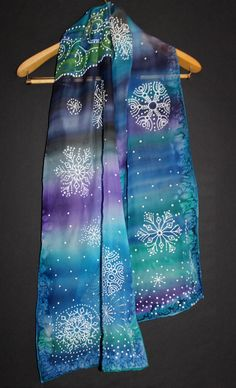 Winter silk scarf, Snowball Size 71-18in 180-46 cm =================== WILLIAM WORTHLESS Dec 4, 2013  forest christmas it was christmas in the forest the animals were there a racoon and a rabbit and great big bear they gathered all together to have some christmas fun in the snow so deep beneath the winter sun they built a great big snowman very big and white with a pipe and hat and a scarf so very b...