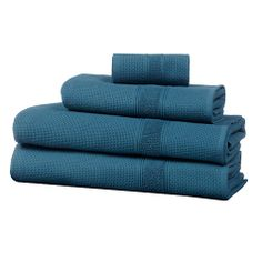 John Lewis Croft Collection Waffle Terry Towels
