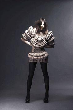 Un des créations de la géniale Sandra Backlund