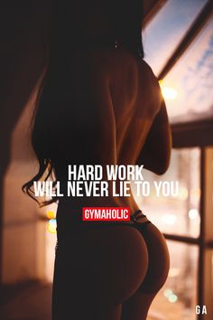 Hard Work #fitness #inspiration #motivation #fitspiration #health