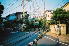 街 (by 眼中的日本 2nd) #japan #train #tokyo