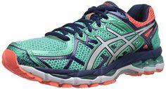 ASICS Women's GEL-Kayano 21 Running Shoe - http://dressfitme.com/asics-womens-gel-kayano-21-running-shoe/