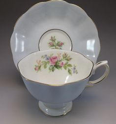 Vintage Royal Albert Tea Cup Saucer Set