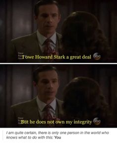 Agent Carter 1x08 - Valediction (Jarvis...and Peggy)