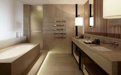 RedgenMathieson | Hotel Realm Upper Suite