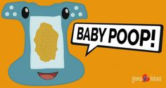 Is green baby poop normal? What does breastfed baby poop look like? Formula poop? Newborn baby poop? Get info and see pictures for all of these and more!