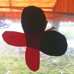 2 hearts butterflies - dreaming of spring! My girls liked them undecorated but they'd be fun to glam up