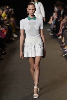 Alexander Wang RTW Spring 2015 Photo by Giovanni Giannoni