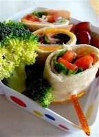 Great ideas on how to prep healthy packed lunches for your kids