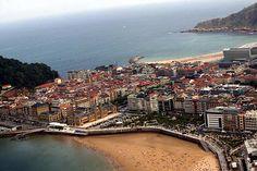 playas San Sebastián País Vasco