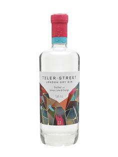 Tyler Street Gin is made in a London-Dry style, but with extra amounts of lemon, lime and orange. The result is a full-bodied spirits full citrus notes and spice. Gin Distillery, Gin Tasting, Craft Gin, London Dry Gin, Gin Bottles, Vodka, Tequila, Beverage Packaging, Gin And Tonic