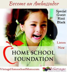 How great is it to have an organization that helps the widows and those struggling to homeschool their children due to situations out of their control? #hsradionetwork