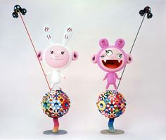 Takashi Murakami,  2005 © Takashi Murakami/Kaikai Kiki Co., Ltd. All Rights Reserved. Courtesy Galerie Perrotin