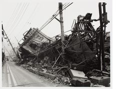 Kobe 1995 After the Earthquake<br />Sumitomo Rubber Kobe Factory, Chou-ku