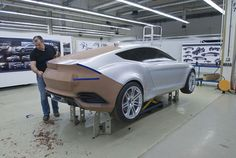 Making of the Ford Evos Concept: A Journey in... | YOU NEVER HAD YOUR CAR