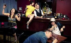 "Groupon - $20 for ""Bye Bye Liver: The Chicago Drinking Play"" for Two at The Pub Theater at Fizz Chicago ($40 Value) in Chicago (The Pub Theater). Groupon deal price: $20.00"