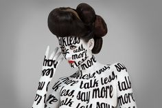 We Love Typography: Aizone Campaign by Stefan Sagmeister & Jessica Walsh Stefan Sagmeister, Sagmeister And Walsh, Cute Typography, Typography Design, Japanese Typography, Typography Poster, Typographie Fonts, Typographie Inspiration, Art Director