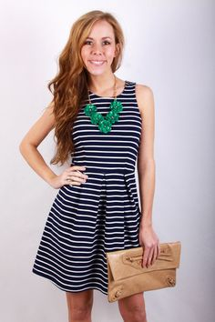 Shipmate Dress, $64.99 *More colors available*