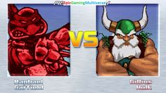 The Hulk And Gilius Thunderhead VS Raphael And Garfield The Cat In A MUGEN Match / Battle / Fight This video showcases Gameplay of Garfield The Cat From The Garfield And Friends Series And Raphael From The Teenage Mutant Ninja Turtles / TMNT Series VS Gilius Thunderhead The Dwarf From The Golden Axe Series And The Hulk In A MUGEN Match / Battle / Fight