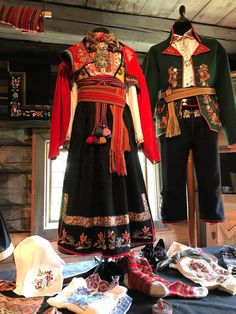 Traditional Dresses, Traditional Art, Sons Of Norway, Book Week Costume, Tribal Dress, Wedding Costumes, Folk Costume, Festival Wear, Historical Clothing