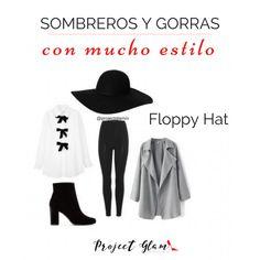 Sombreros que suman mucho estilo a tu outfit. ¿Necesitas ideas? Aquí te dejamos algunas. Cosmo Girl, Glamour, Outfits, Women, Style, Fashion, Hats And Caps, Beanies, Hat Styles