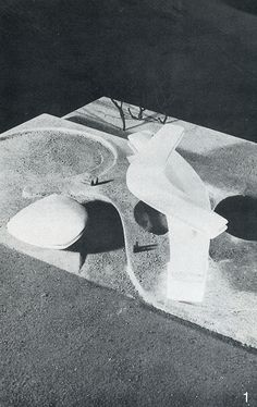 RNDRD is a frequently-updated partial index of architectural drawings and models scanned from design publications throughout the century. Landscape Architecture, Architectural Models, Construction, 1960s, Design, Building, Sixties Fashion, Architecture Models