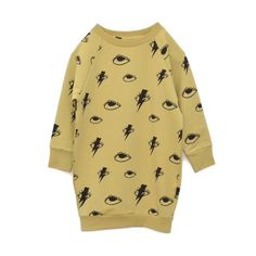 LITTLE MAN HAPPY - BOWIE EYES Sweater Dress