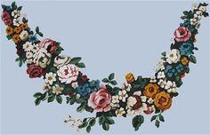 Flower Garland - Small by Jeff Raum