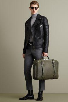 See the Bally auutmn/winter 2015 menswear collection