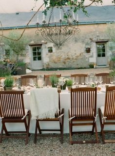 French style wedding featured on the SCOOP; photo by Elizabeth Messina.