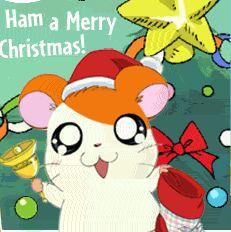 Hamtaro Christmas