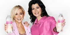 Athena® Bottled Water Partners With Pandora Jewelry. Kellie Pickler & Amy Grant Set To Perform