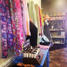 So many scarves! Do you wear scarves in Summer?? #fashion #style #scarflove #avagrace #avagracefashions #agf #shopsmall #shopeville #villagelife #scarvesareforsummertoo #scarvesareback