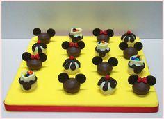 bombones de mickey y Minnie