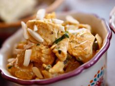 Curried Chicken Salad: Get Curried Chicken Salad Recipe from Food Network