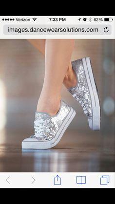 Wedding shoes? I love them