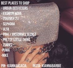 Best places to shop
