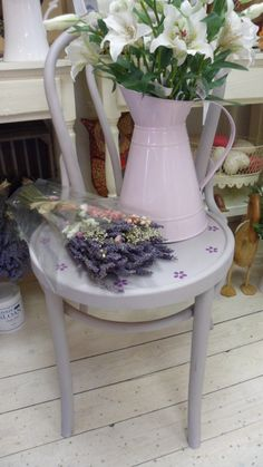 painted in annie sloan   # Pin++ for Pinterest #