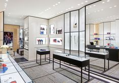Chanel opens new...Chanel Stockholm