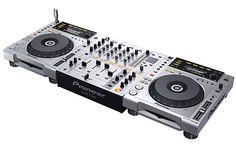 dj equipment  i want