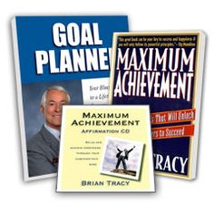 Article highlighting the recommended Brian Tracy program, The Maximum Achievement Training Kit.