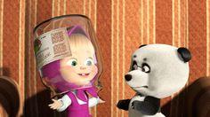 Masha and the Bear Cartoons