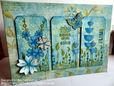 Stamping Sue Style: Three of a kind !