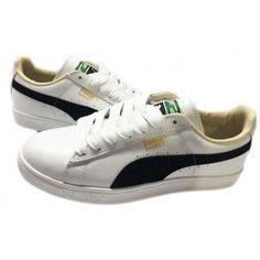 Puma Classic Basket Sneakers Black White | puma