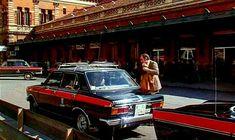 """291 Me gusta, 10 comentarios - IT'S OLD MADRID (@itsoldmadrid) en Instagram: """"📸1980/90's, 📍Estación de Atocha. . . . Preciosa fotografía. Iría a entrar, a salir...hoy en día los…"""" Fiat, Automobile, Humor, Vehicles, Instagram, Police Cars, Cars Motorcycles, Classic Trucks, Fotografia"""