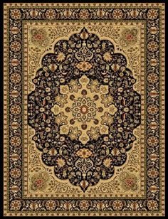 Starting at $25 Free Shipping Area Rugs  Discount Rugs  Carpet Traditional Rugs  Modern Rugs – Bargain Area Rugs 2000 Black
