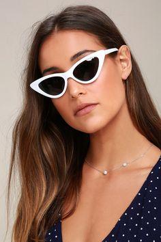 56fc8c0a4a099 24 Best white sunglasses images